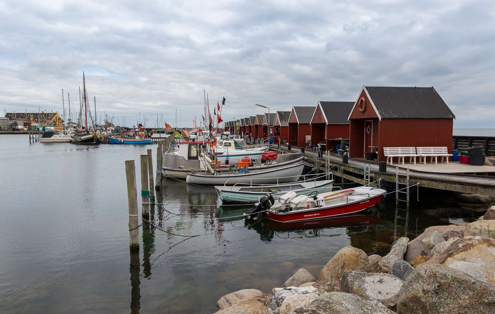 Rødvig Harbor